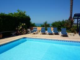 Location de vacances ciboure location pays basque 64 for Location villa piscine pays basque