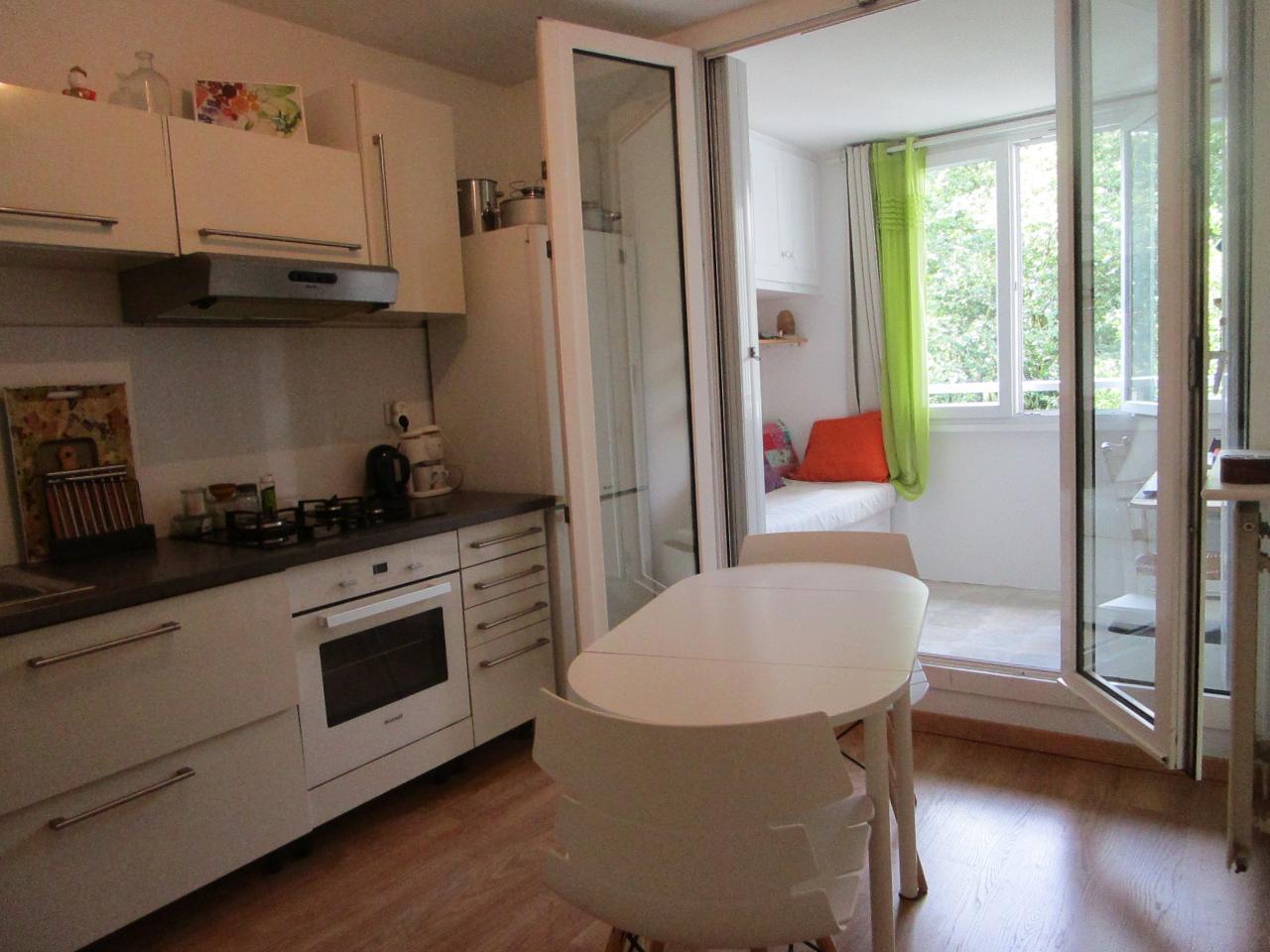Appartement dans r sidence espaces verts pour 2 personnes for Espace vert 51