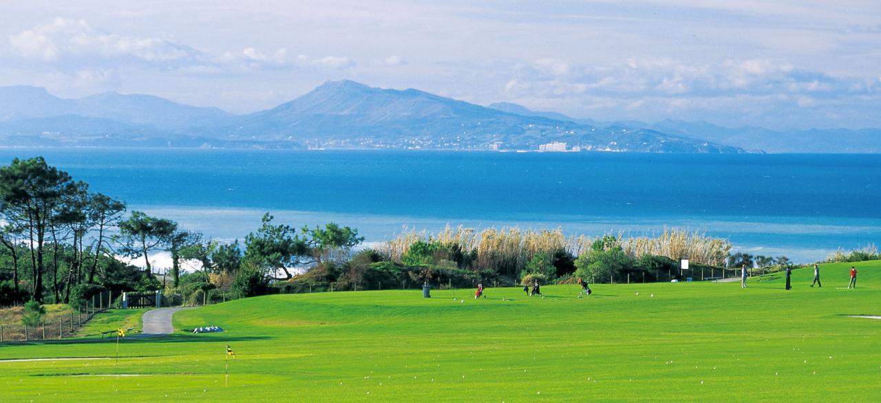 Villa 4 pers bidart avec vue montagne proximit plages for A portee de vue bidart