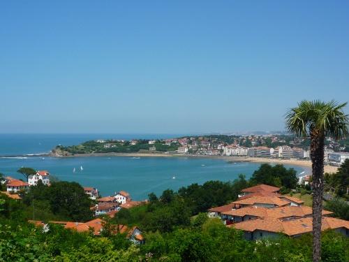 Chambre d 39 h tes ciboure avec piscine et vue mer ciboure location pays basque 64 - Chambres d hotes pays basque francais ...
