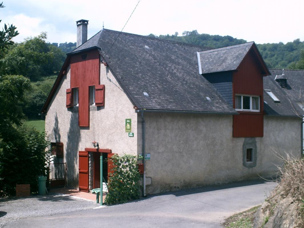 maison etcheto lacarry province de soule pays basque lacarry arhan charritte de haut. Black Bedroom Furniture Sets. Home Design Ideas