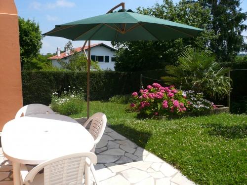 Appartement dans maison pour 3 personnes saint jean de for Location appartement ou maison avec jardin