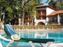 Appartement dans r sidence de vacances saint jean pied - Camping saint jean pied de port avec piscine ...