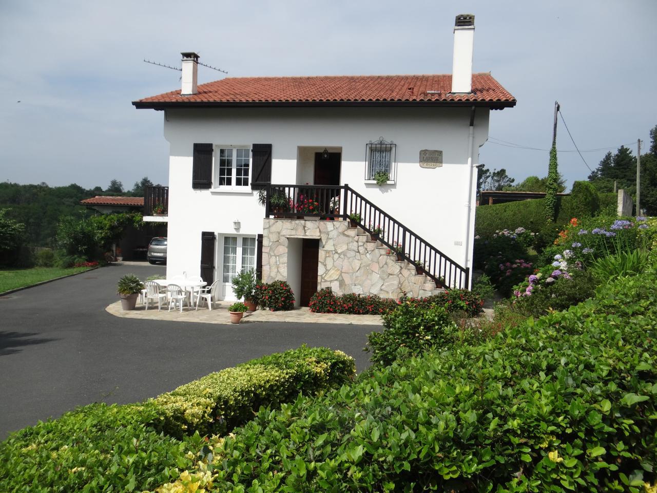 Location maison vacances pays basque espagnol ventana blog for Location villa de vacances