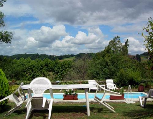Chambre d 39 h te pour 6 personnes ustaritz avec piscine for Piscine ustaritz